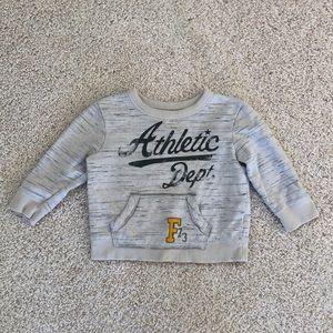 Cherokee 2T Sweatshirt.